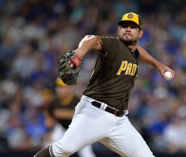 Indians Acquire Brad Hand And Adam Cimber For Francisco Mejia