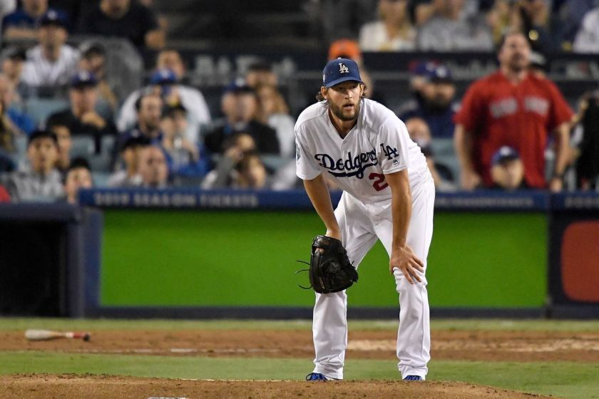 Image result for clayton kershaw postseason
