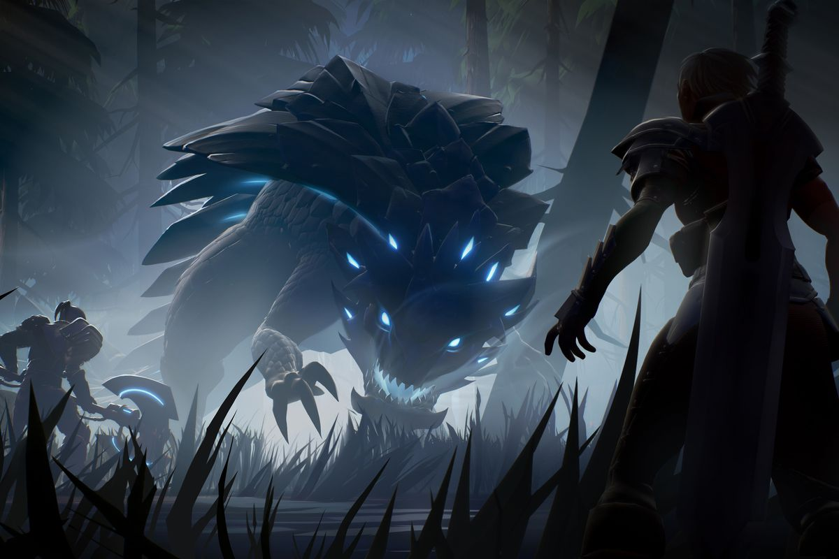 Dauntless First Hours Are Welcoming To New Players Fun For Veteran Monster Hunters