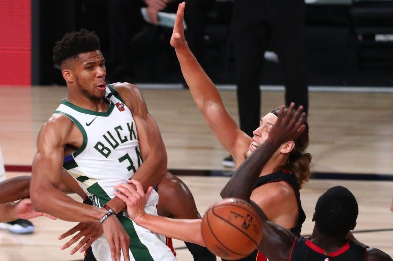 Milwaukee Bucks storm back in second half to beat shorthanded Miami Heat 130-116 - Hot Hot Hoops
