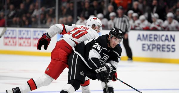 Carolina Hurricanes @ Los Angeles Kings Game 6 Recap: Paying Dues to Earn Stripes