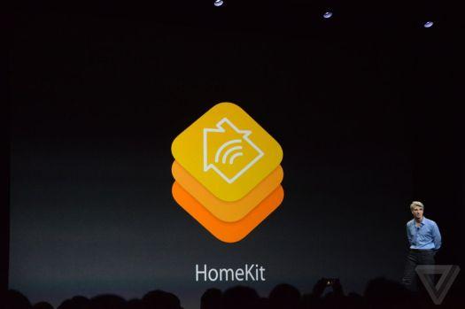 Apple HomeKit photos