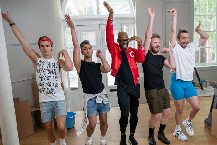 queer eye season 5 cast photo