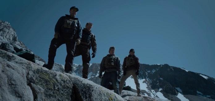 Image result for triple frontier snow