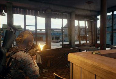 PUBG Mobile returns to India after ban with green blood and a new name