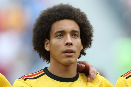 Official: Axel Witsel Signs For Borussia Dortmund - Fear The Wall