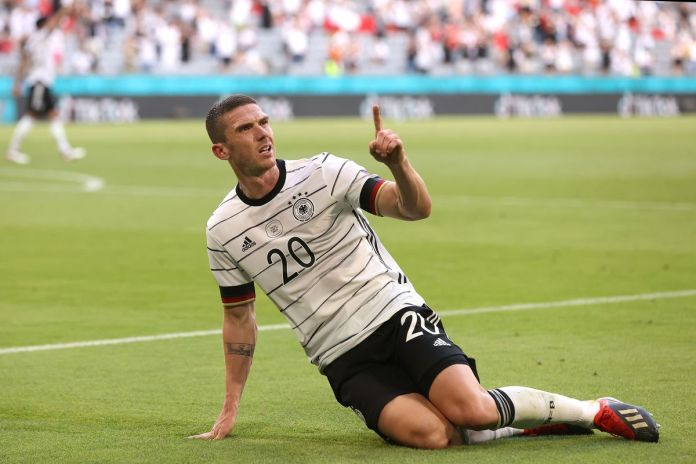 Postgame reactions: Germany's Robin Gosens talks about his man of the match  performance against Portugal - Bavarian Football Works