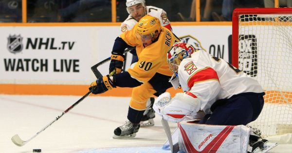 GameDay Caterwaul / Thread: Florida Panthers at Nashville Predators