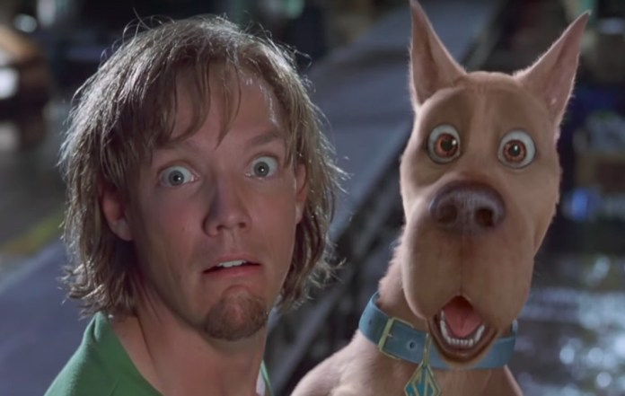 shaggy and scooby