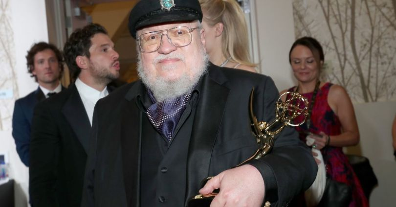 HBO gives Game of Thrones author George R. R. Martin an eight-figure deal