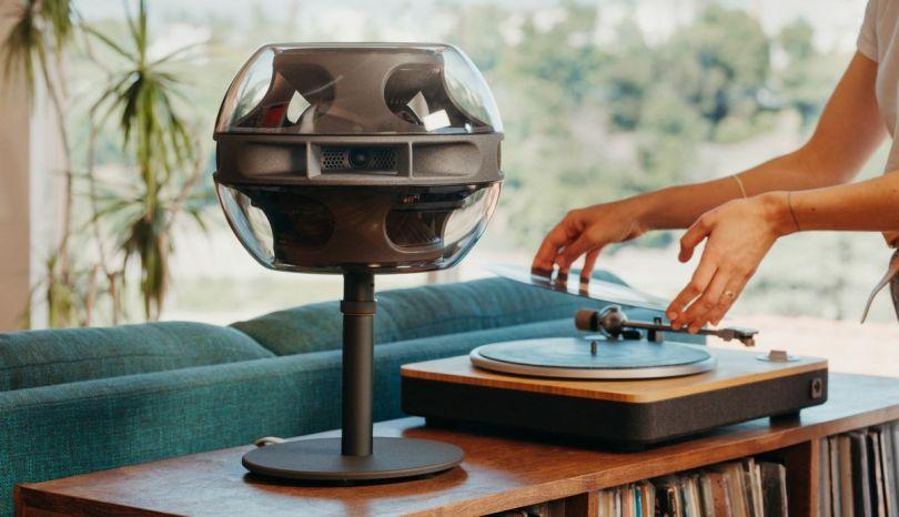 Turntable 000597 desktop