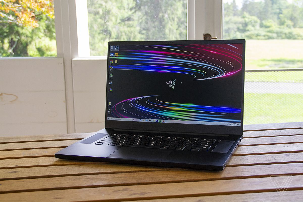 Best gaming laptop 2021: Razer Blade Pro 17