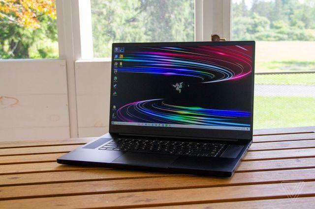 Best gaming laptop 2021: Razer Blade Pro 17 gaming laptop