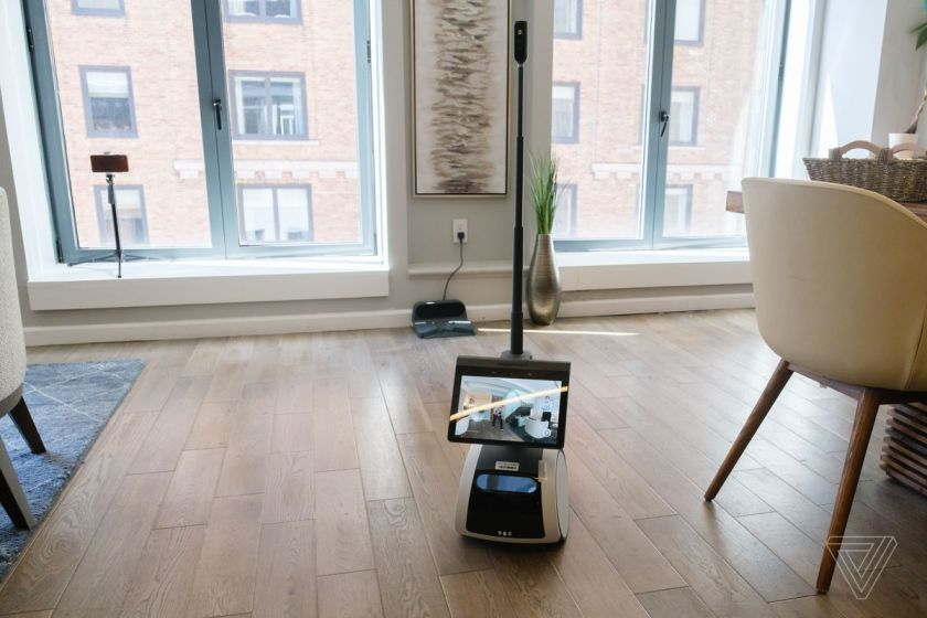 Amazon's Astro home robot is like having Alexa on wheels