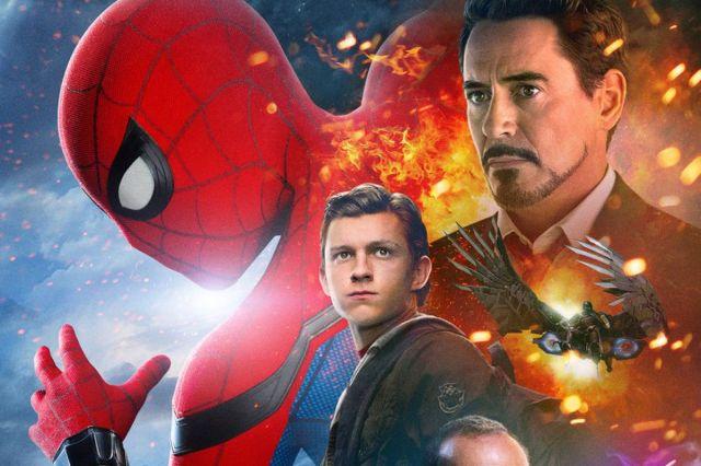 Risultati immagini per spider man homecoming poster