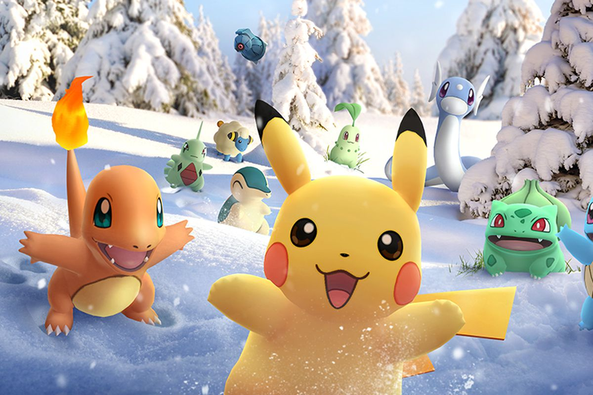 Pokemon Go S December Community Weekend Brings Back All The Past Event Pokemon Polygon