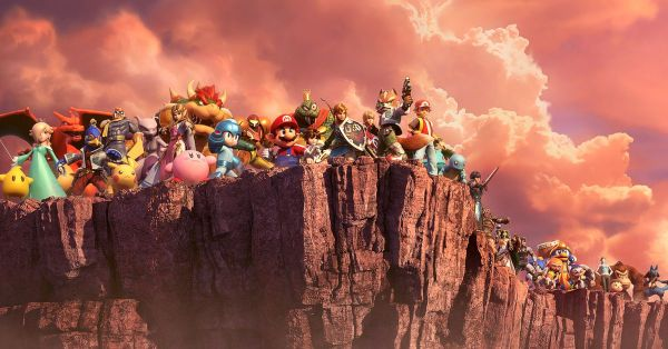 The Smash Bros. community: An oral history