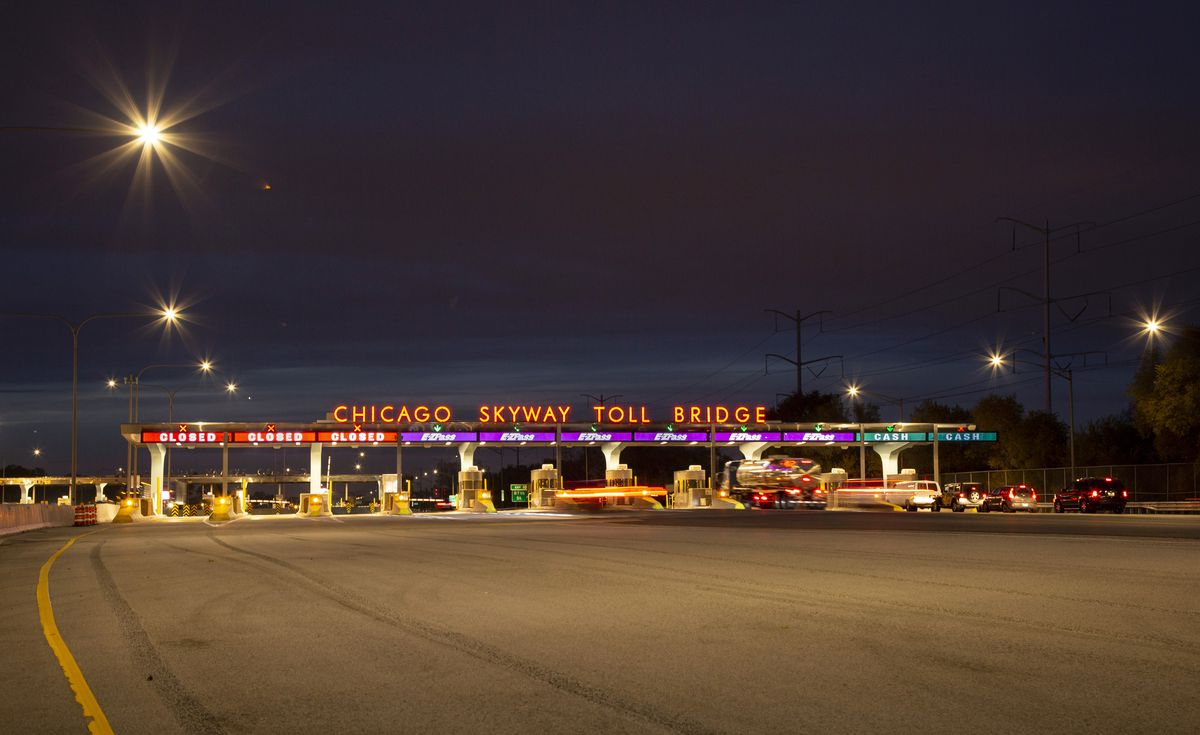 Chicago Skyway Restored To Former Midcentury Glory