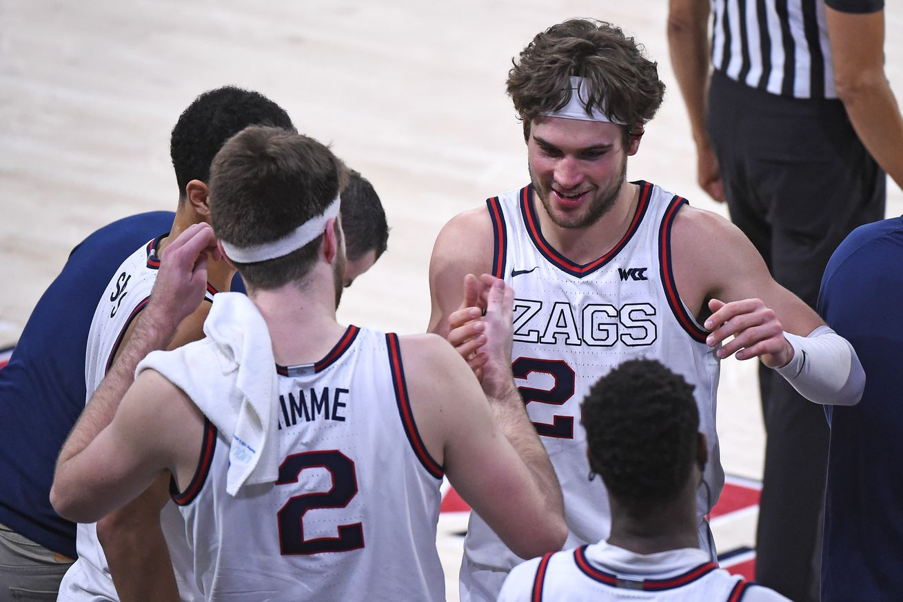 NCAA Basketball: Loyola Marymount at Gonzaga