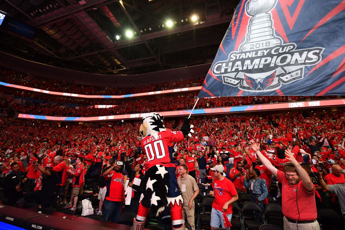 Capitals Parade 2018 Map Route And Street Closures For