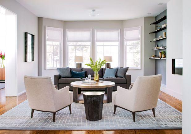 Cincinnati Interior Design Sandy White