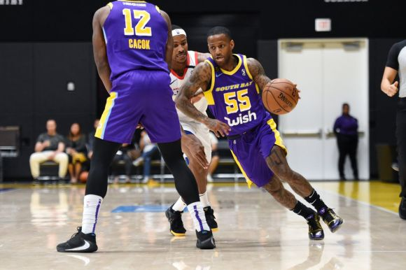 Agua Caliente Clippers v South Bay Lakers