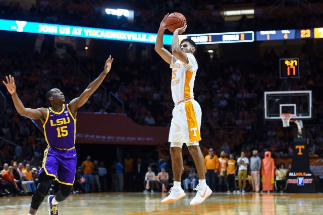 Vols Basketball: Santiago Vescovi gives Tennessee life in debut vs ...