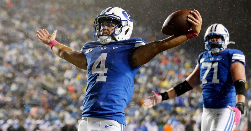 Highlights, key plays and photos from BYU