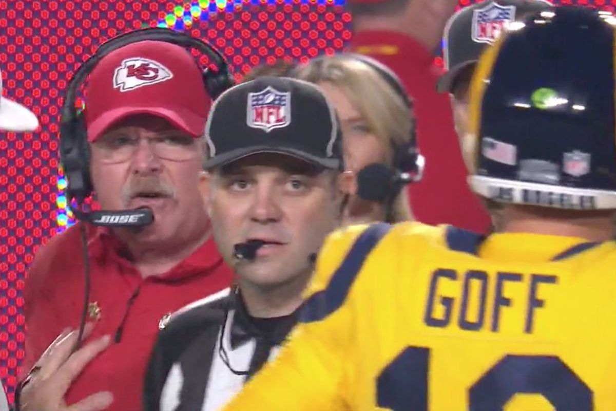 Image result for andy reid mad
