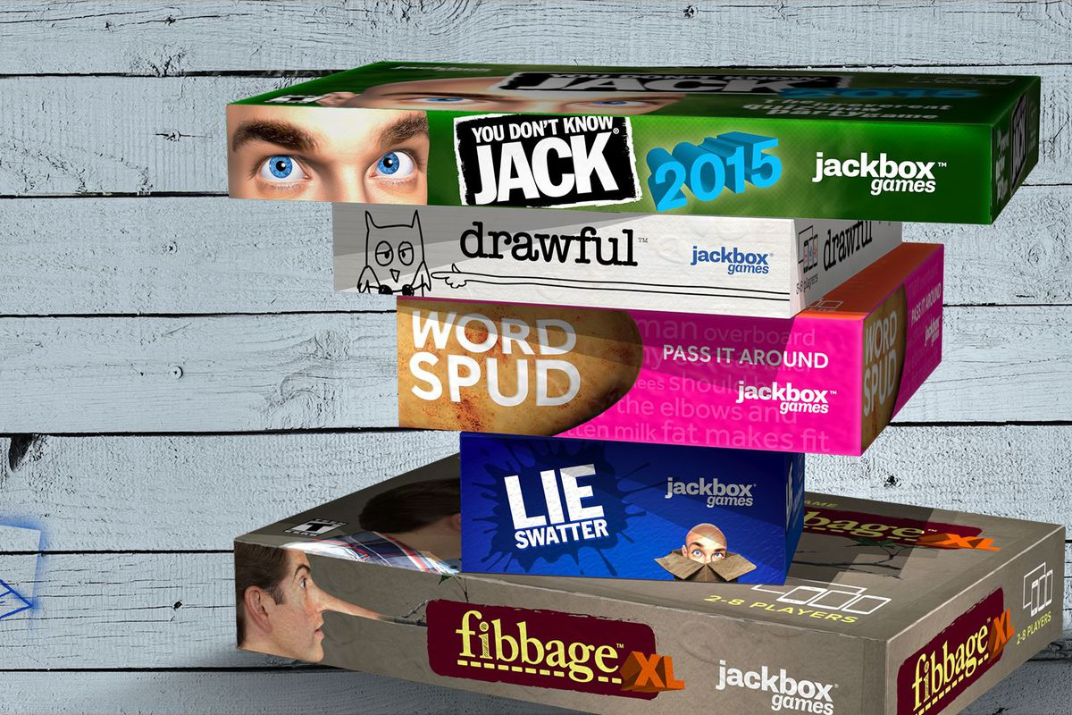 Jackbox Party Packs 1 And 2 Are On Their Way To Nintendo