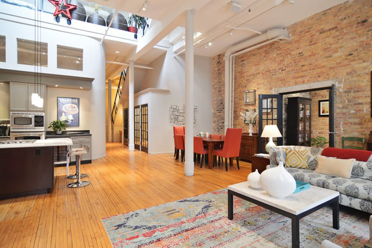 Chicago Industrial Lofts For Sale In Every Price Range