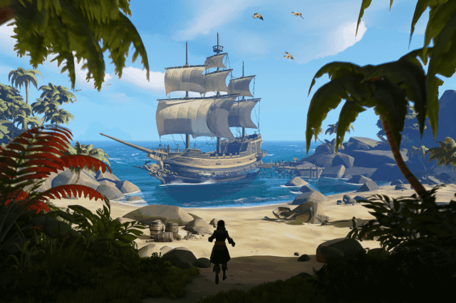 718807.0 Sea of Thieves initial issues   Developers address the issues in a recent YouTube session!