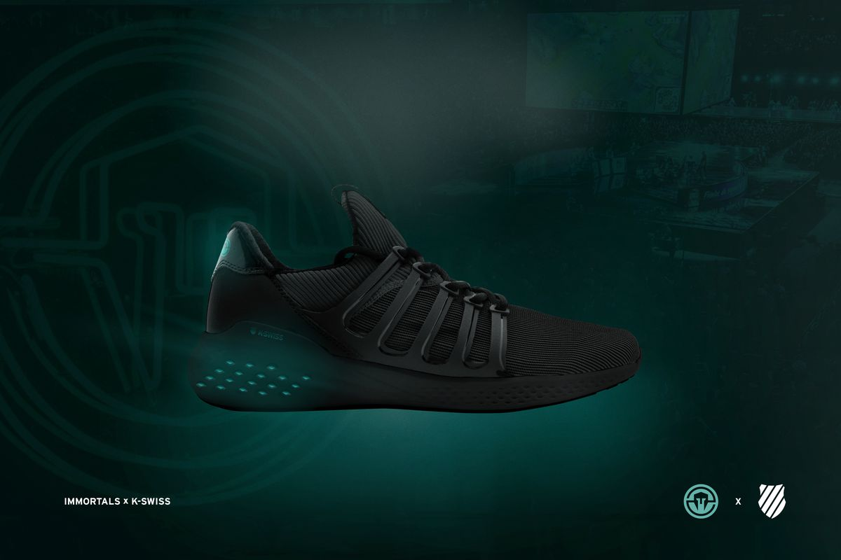 K Swiss Is Designing A Pair Of Sneakers For An E Sports