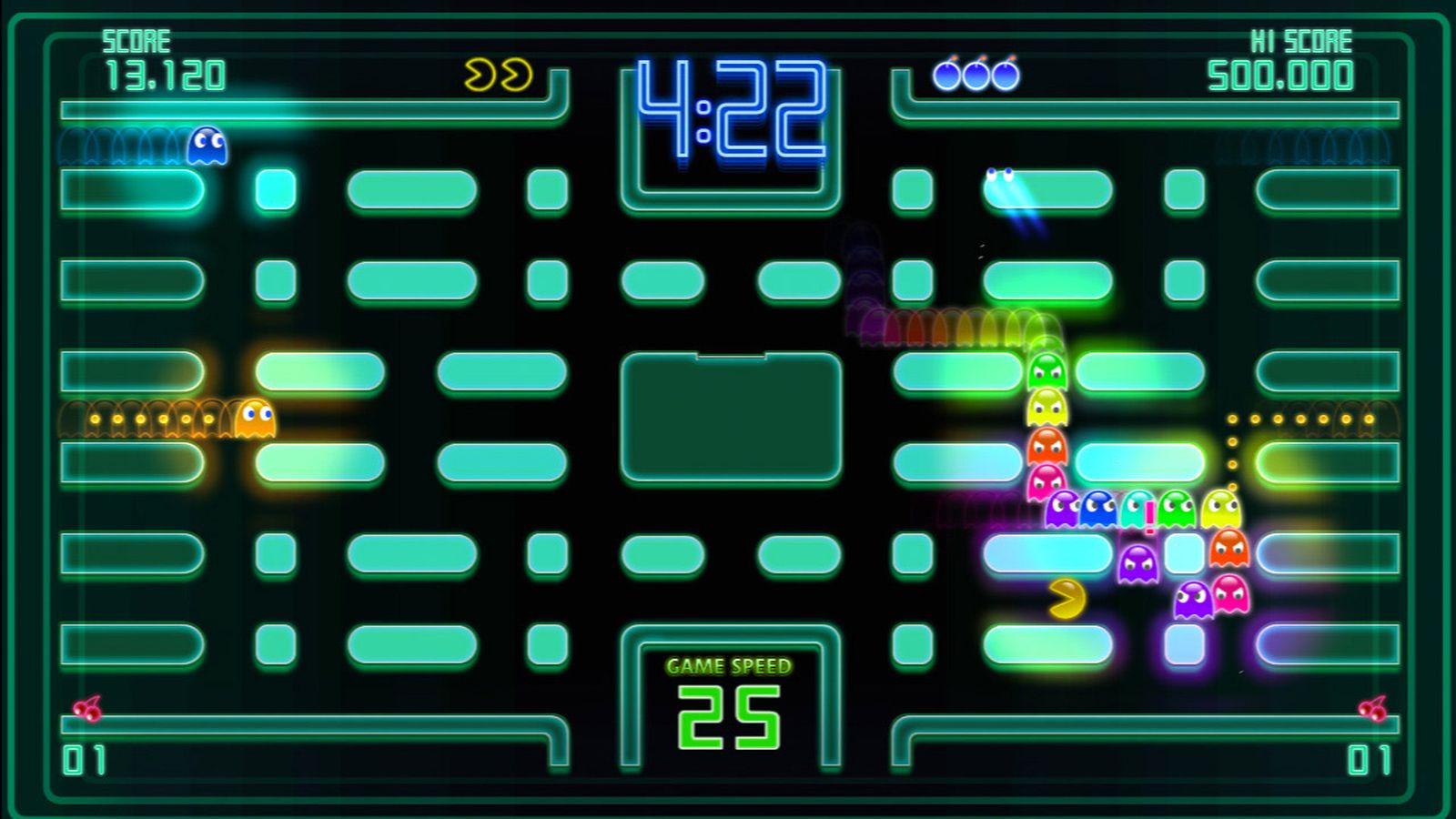 Pac Man Championship Edition 2 Coming To PS4 Xbox One And