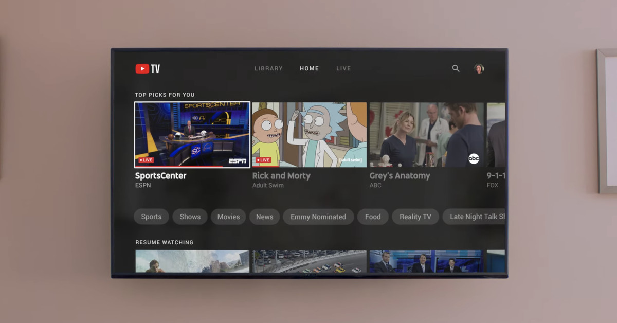 YouTube TV finally adds Nick Jr. (and the rest of ViacomCBS's channels)