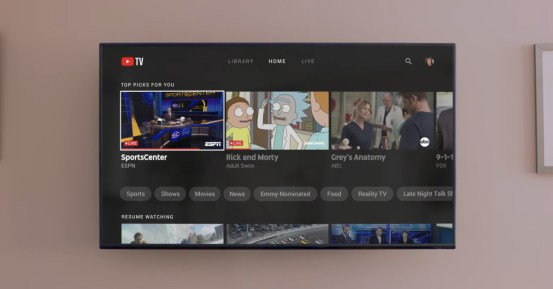 YouTube TV adds offline downloads and 4K streaming