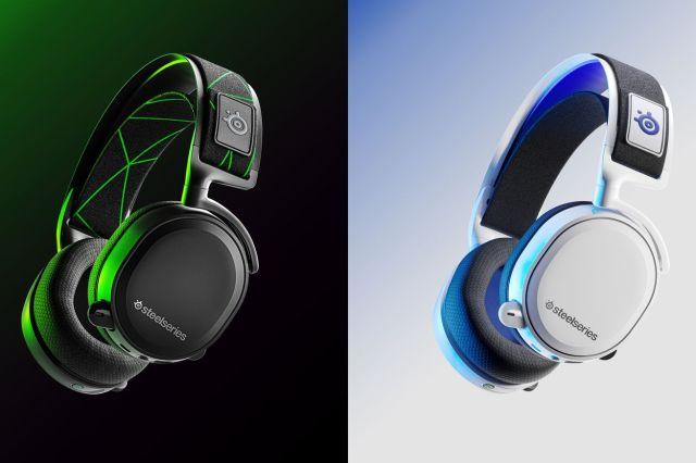 SteelSeries Arctis 7X and 7P