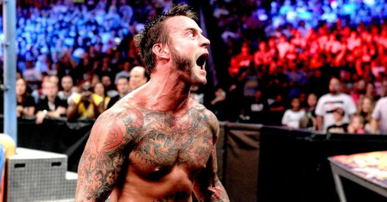 CM Punk responds to speculation that he's the AEW mystery man