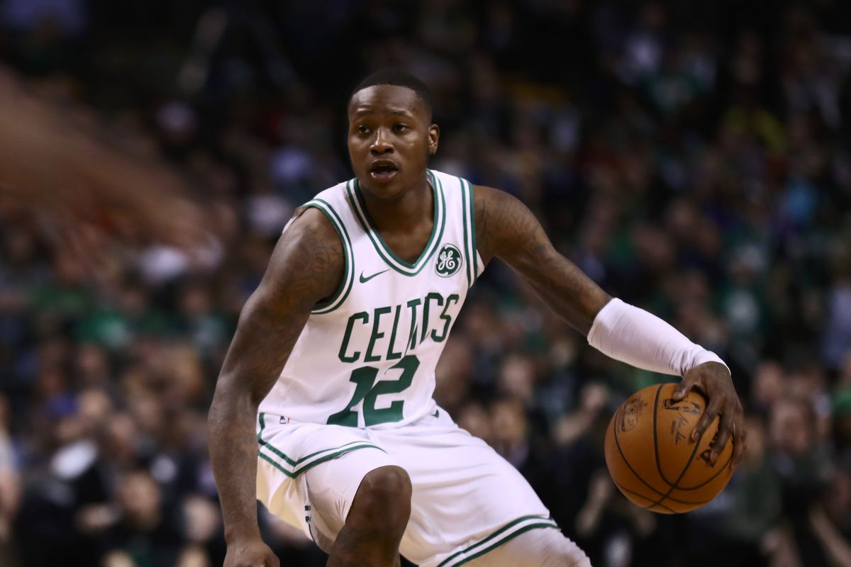Highlights Terry Rozier Posts Triple Double In First NBA