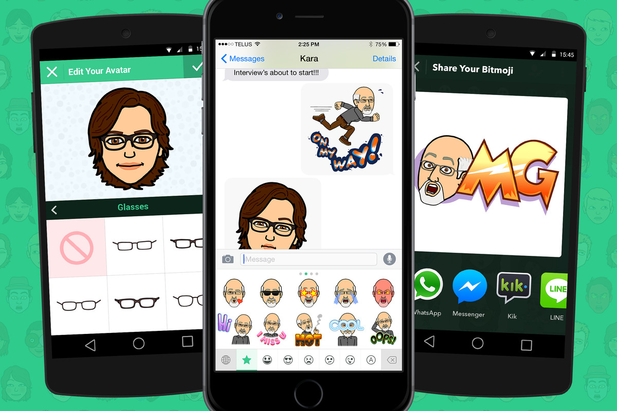 New Bitstrips App Turns Your Face Into An Emoji