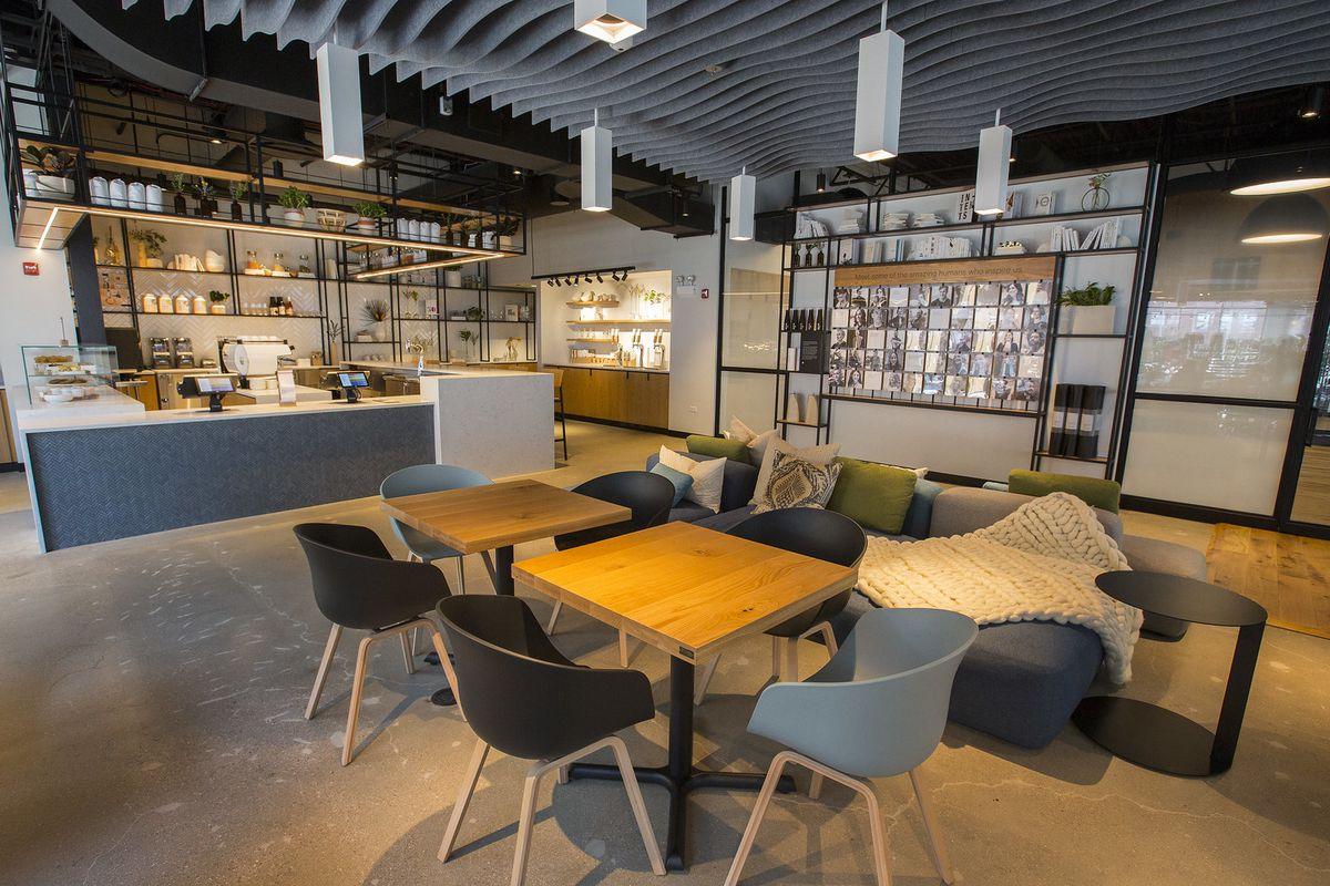 Image result for lululemon restaurant