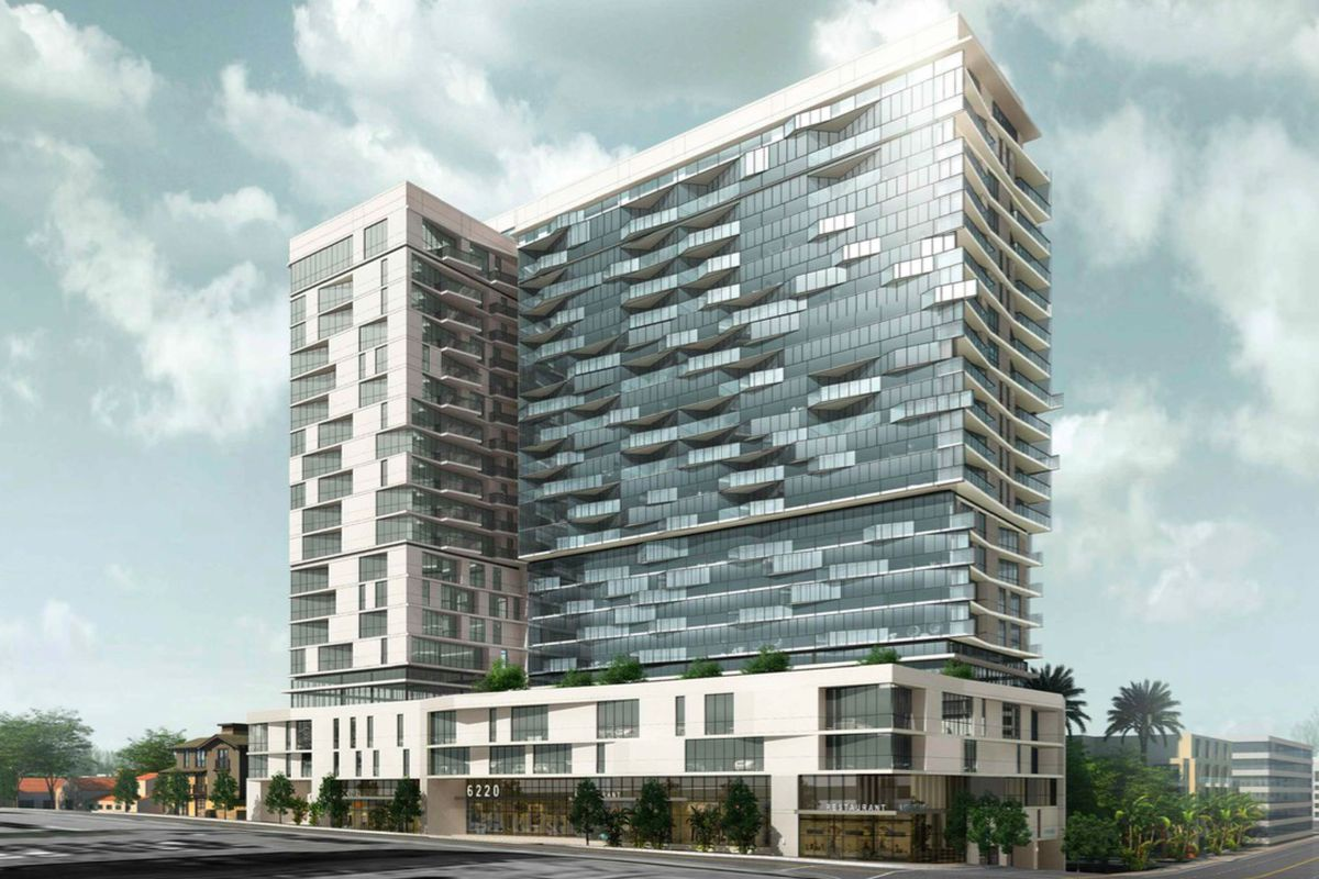 6220 Yucca Developer Says Tower Will Be Totally Rent