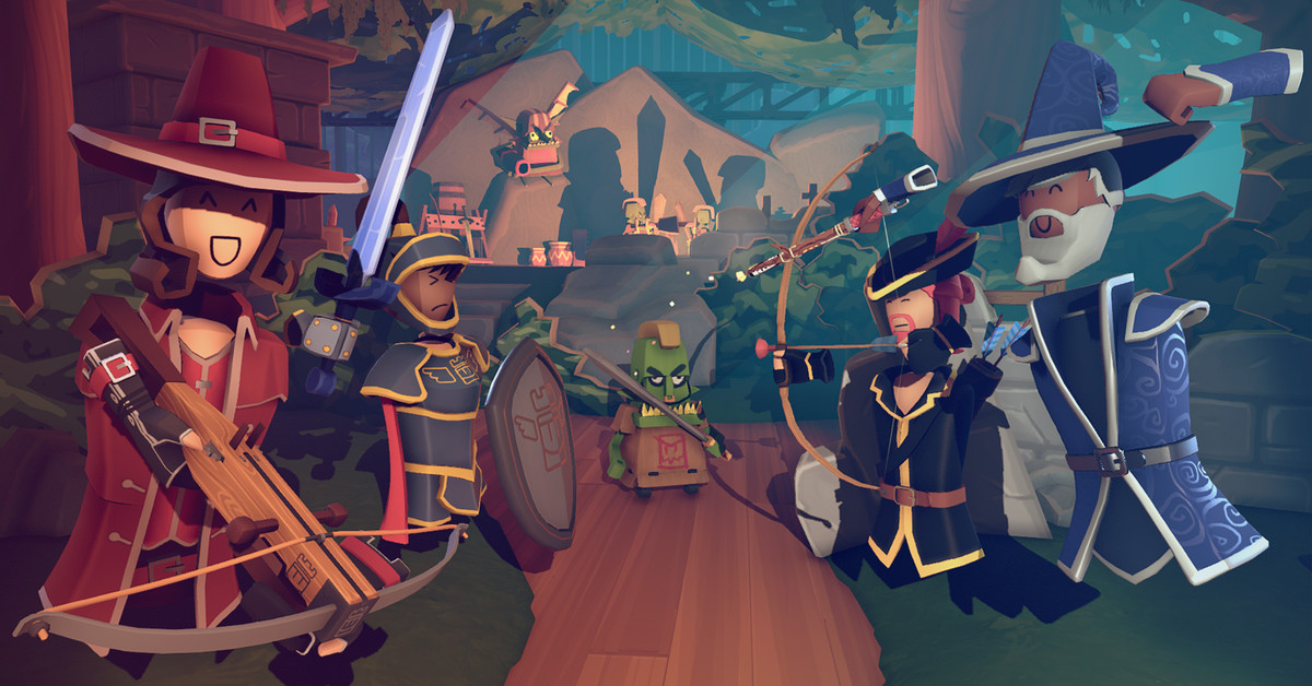 Rec Room rides uptick in users during the pandemic to become a VR unicorn