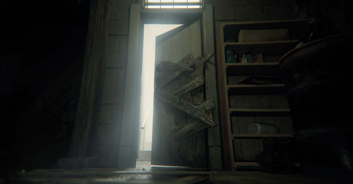 Why game developers can't get a handle on doors