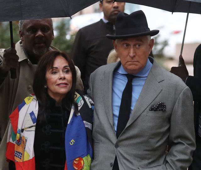 Roger Stone Trial Testimony Casts Doubt On Trumps Answers To