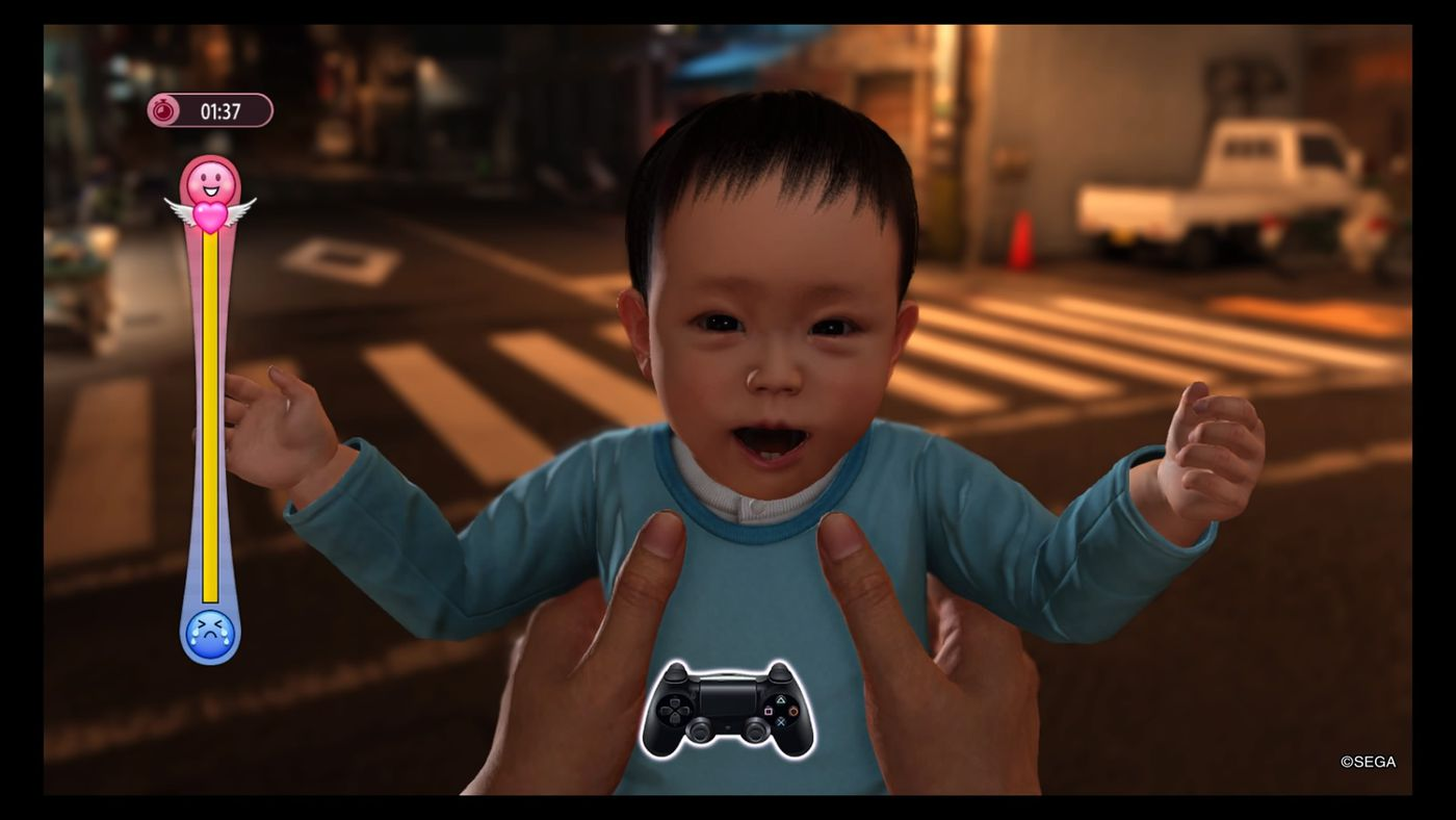 God Of War And Yakuza 6 Show How Games Can Tell Great Stories