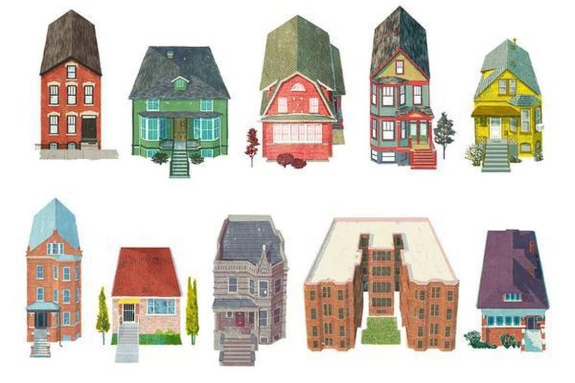 A Handy Guide To The Most Classic Types Of Chicago Houses Curbed Chicago