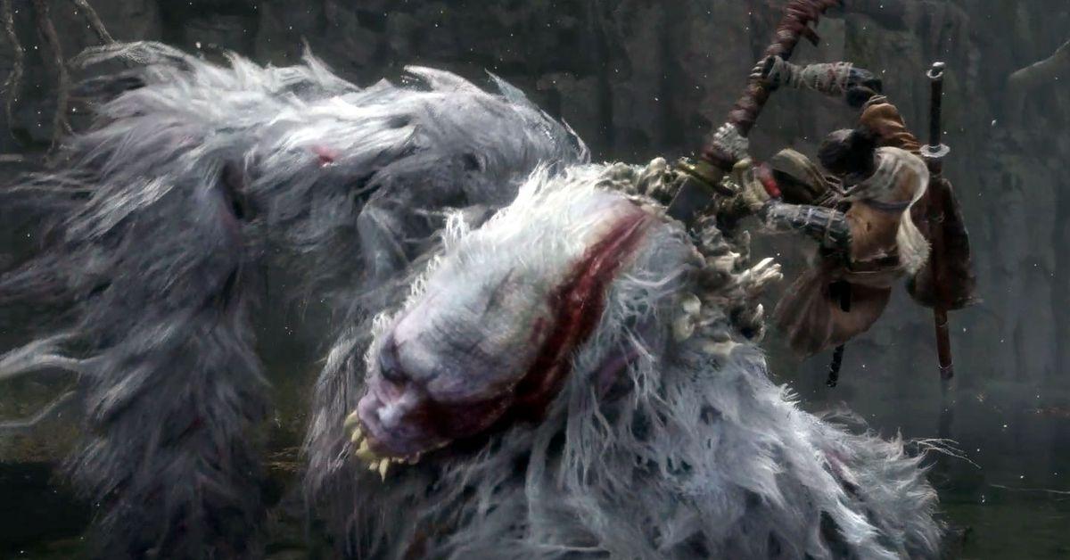Sekiro Guardian Ape Boss Guide Polygon