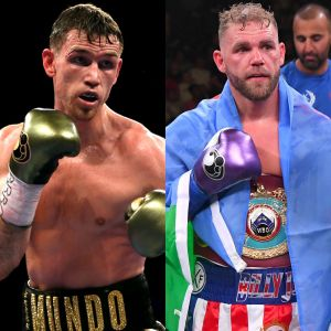 Callum Smith Not Sure Saunders Has The Power To Get Canelo's Respect - Bad  Left Hook