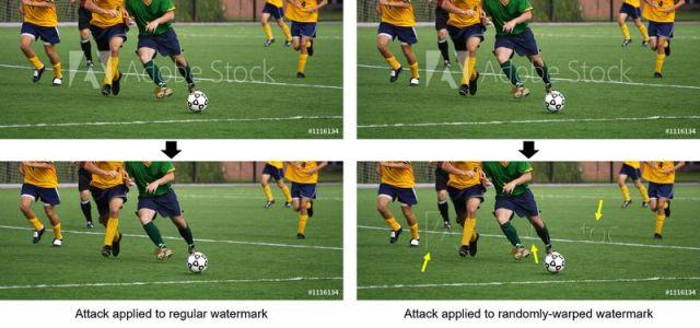 Google tunjukkan betapa mudahnya perangkat lunak menghilangkan watermark dari foto